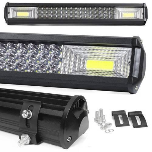 LB-COB-216W | Lampa robocza COB | 2x High Power COB 72W | 24 diody LED CREE 3W