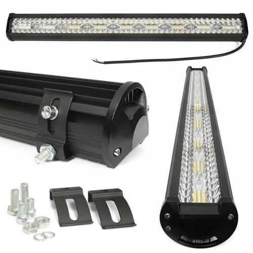 Lampa robocza 480W Light Bar prostokątna LB-480W