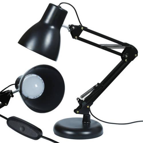 MT-830B | Lampka biurkowa LED | Regulwona lampa kreślarska na biurko