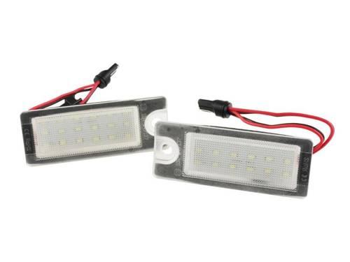 PZD0074 Podświetlenie tablicy rejestracyjnej LED VOLVO S80 I 1999-2006