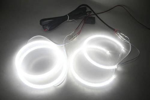SMD Zestaw ringów LED do BMW E46 sedan przed liftingiem