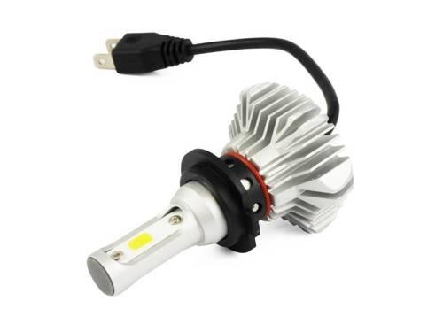 Żarówka LED H7 S9 COB 30W 6000 lm - 1 sztuka - wersja motocyklowa