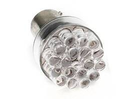 Żarówka samochodowa LED BA15S 24 FLUX
