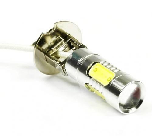 Żarówka samochodowa LED H3 25W
