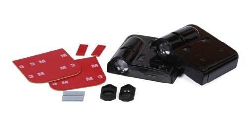 Zestaw AAA-5730   Projektory z 2 wkładami LED LOGO