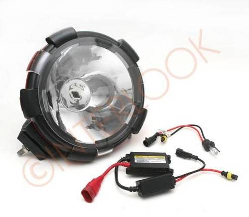 Zestaw lampy roboczej 9'' Xenon H3 35W