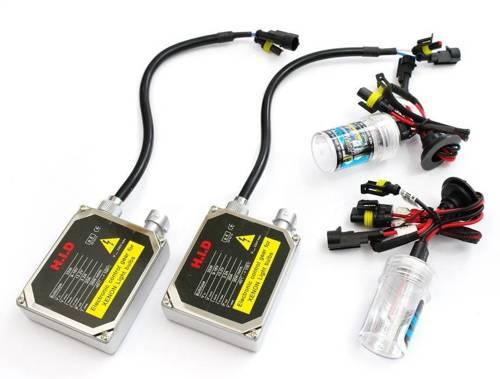 Zestaw oświetleniowy XENON DC H3