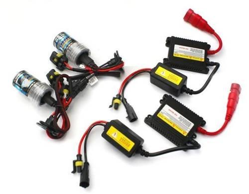 Zestaw oświetleniowy XENON H7 HID SLIM DC